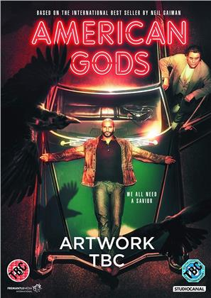 American Gods - Season 2 (4 DVDs)