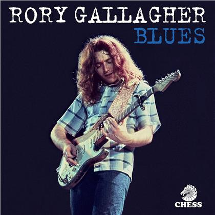 Rory Gallagher - Blues (Deluxe Edition, 3 CDs)