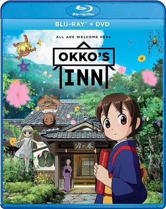Okko's Inn (2018) (Blu-ray + DVD)