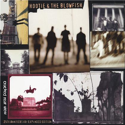 Hootie & The Blowfish - Cracked Rear View (Atlantic, 2019 Reissue, 25th Anniversary Edition, Deluxe Edition, CD + DVD)