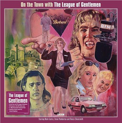 League Of Gentlemen - On The Town With The League Of Gentlemen - OST (Clear Vinyl, LP)