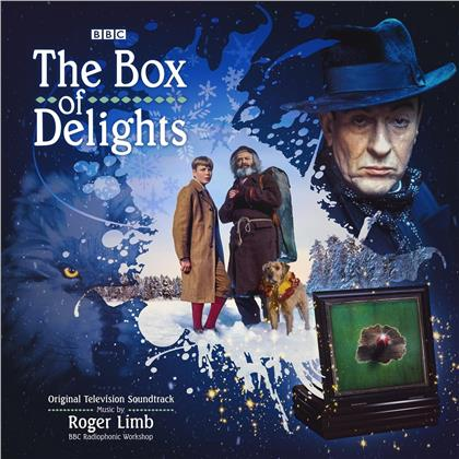 Roger Limb - The Box Of Delights - OST (2 LPs)