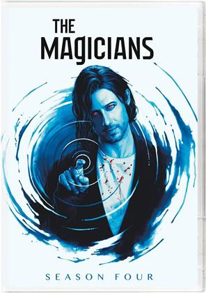 The Magicians - Season 4 (4 DVDs)