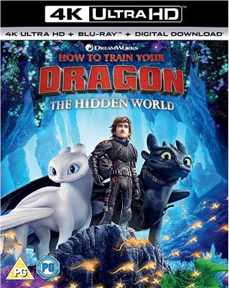 How To Train Your Dragon 3 - The Hidden World (2018) (2 Blu-rays)