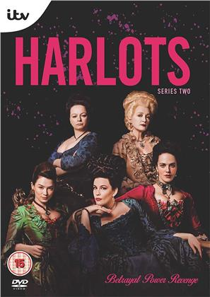 Harlots - Series 2 (2 DVDs)