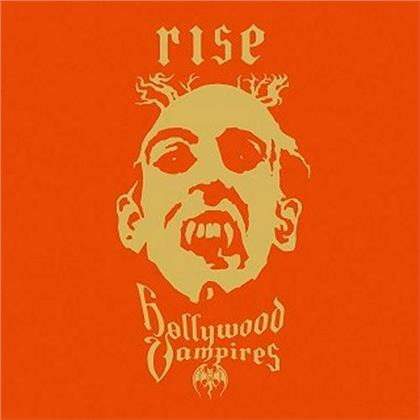 Hollywood Vampires (Alice Cooper/Johnny Depp/Joe Perry) - Rise (Limited Edition, 3 CDs)