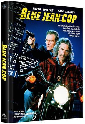 Blue Jean Cop (1988) (Cover B, Limited Edition, Mediabook, 2 Blu-rays)