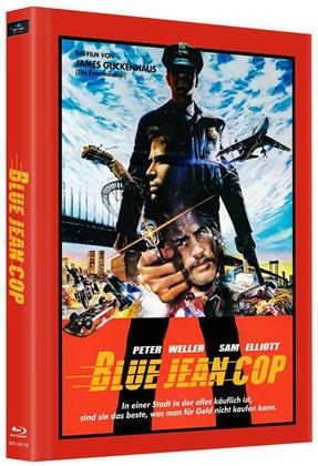 Blue Jean Cop (1988) (Cover C, Limited Edition, Mediabook, 2 Blu-rays)