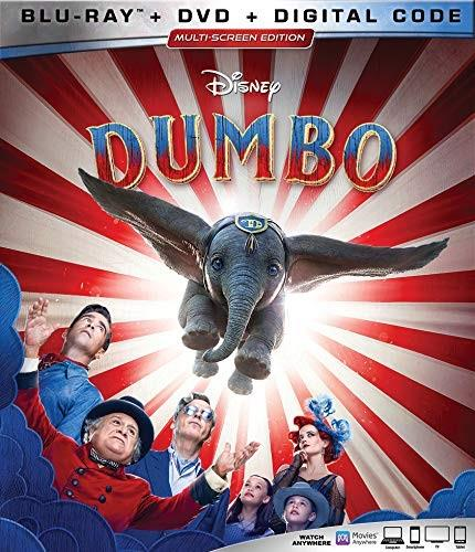 Dumbo (2019) (Blu-ray + DVD)