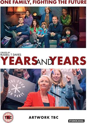 Years And Years - Season 1 (2 DVDs)