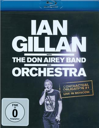 Ian Gillan & Don Airey Band And Orchestra - Contractual Obligation Nr. 1 - Live in Moscow
