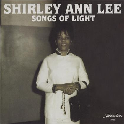 Shirley Ann Lee - Songs Of Light (2019 Reissue, Colored, LP)