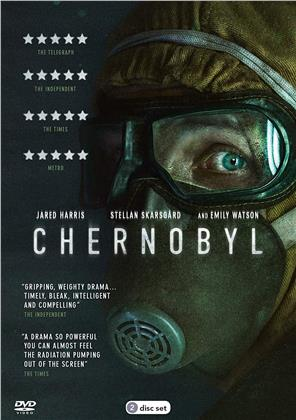 Chernobyl - TV Mini-Series (2019) (2 DVDs)