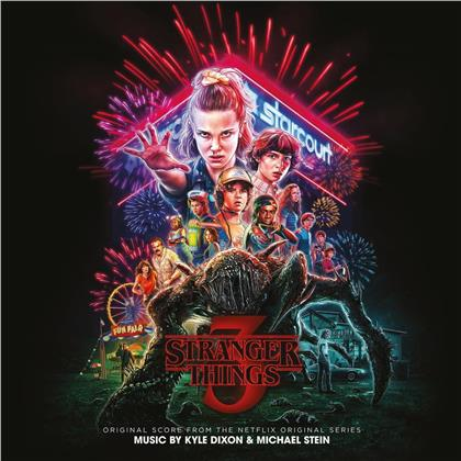 Kyle Dixon & Michael Stein - Stranger Things 3 - OST (2 LPs)