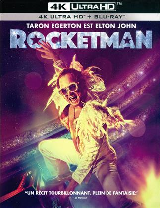 Rocketman (2019) (4K Ultra HD + Blu-ray)