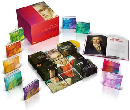 Ludwig van Beethoven (1770-1827) - Beethoven 2020 - The New Complete Edition (123 CDs)