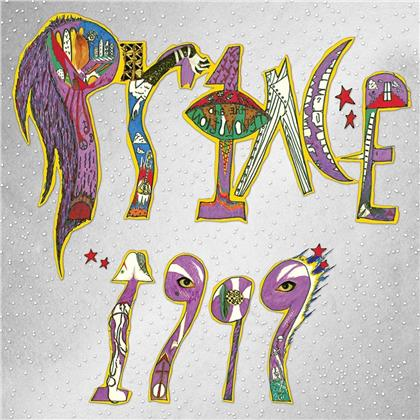 Prince - 1999 (Super Deluxe Edition, 5 CDs + DVD)