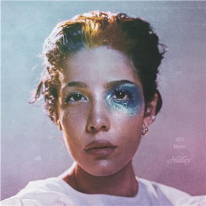 Halsey - Manic (Gatefold, LP + Digital Copy)