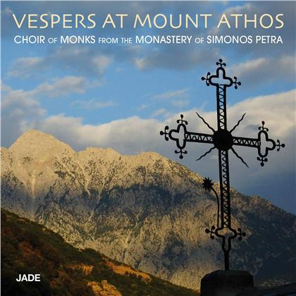 Choir Of Monks From The Monastery of Simonos Petra - Vespers At Mount Athos