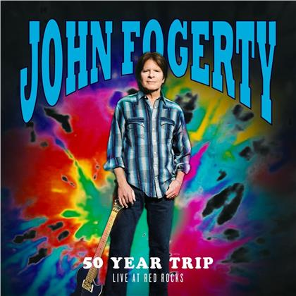 John Fogerty - 50 Year Trip: Red Rocks Live