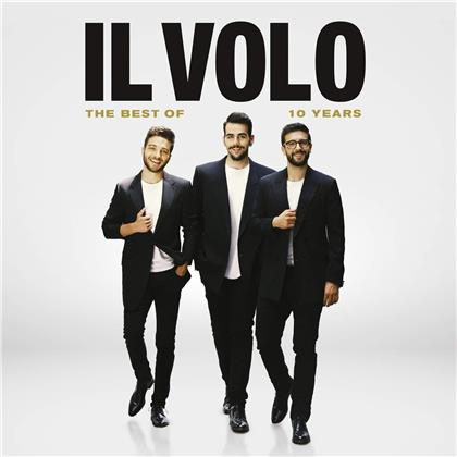 Il Volo - The Best of 10 Years (CD + DVD)
