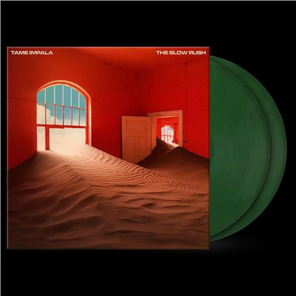 Tame Impala - The Slow Rush (Green Forest Vinyl, 2 LPs)