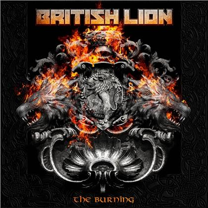 British Lion (Steve Harris) - The Burning (2 LPs)