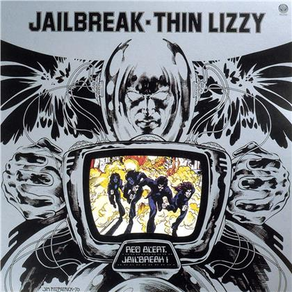 Thin Lizzy - Jailbreak (Universal UK, 2020 Reissue, LP + Digital Copy)